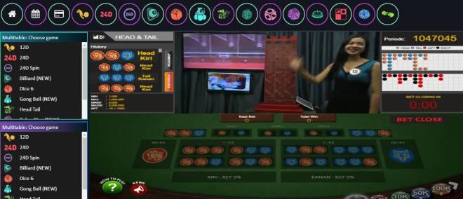 Cara Main Togel Live Game Head Tail Di Situs Resmi AsTogel